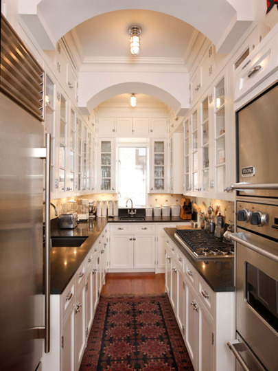 Fresh galleykitchen how to tips advice Galley kitchens