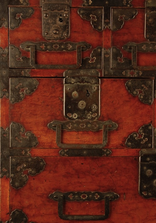 Japanese ships chest furniture 2