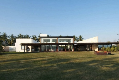 Khadakvasla House 1 architecture
