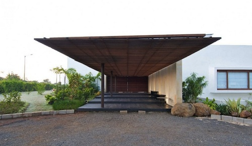 Khadakvasla House 5 architecture
