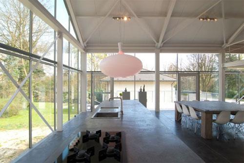 Modern Greenhouse 1 green