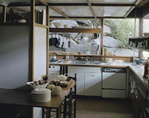 Artists Handmade Houses Russel Wright Kitchen art home decor