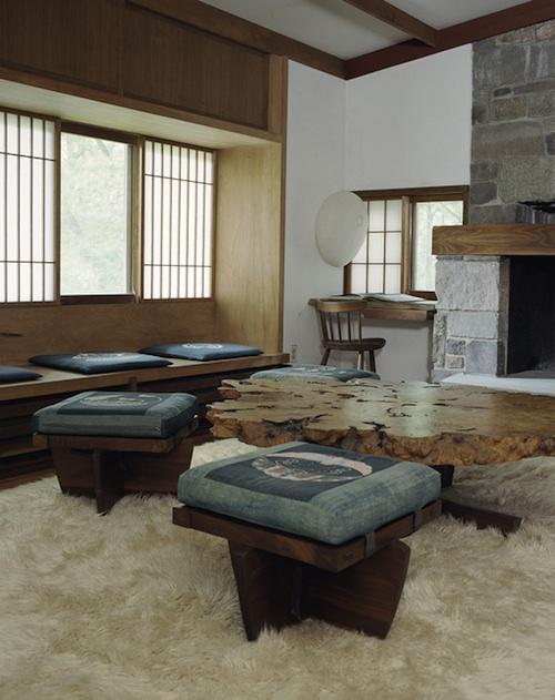 George Nakashima living art home decor