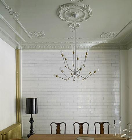 Tiled dining room wall how to tips advice