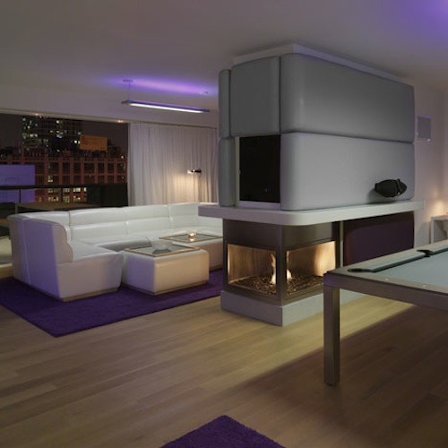 Yotel New York 4 interiors