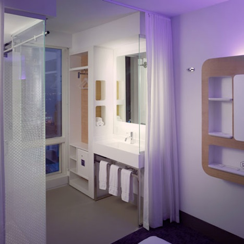 Yotel New York 51 interiors