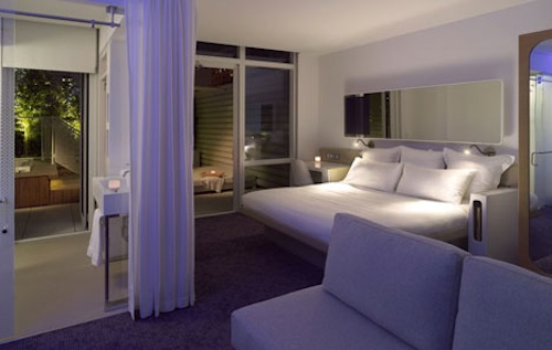 Yotel New York 62 interiors