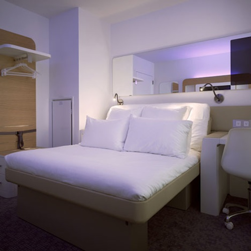 Yotel New York 8 interiors
