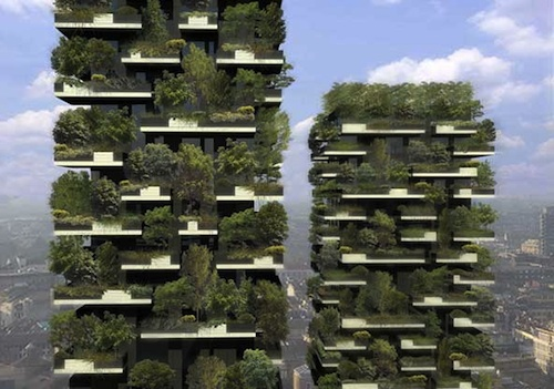 bosco verticale 2 green