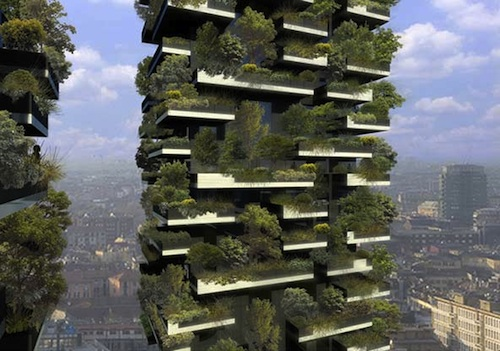 bosco verticale 4 green