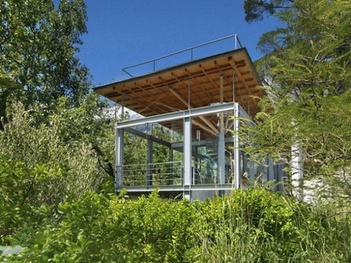 Contemporary Tree House 2 architecture