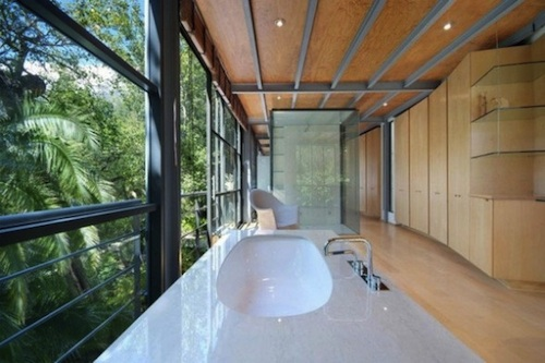 Contemporary Tree House 5 architecture