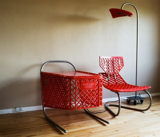 Furniture Made from Shopping Carts how to tips advice