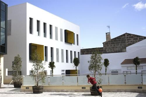 centro de salud 2 architecture