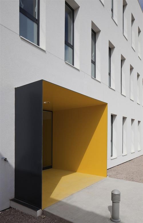 centro de salud 7 architecture