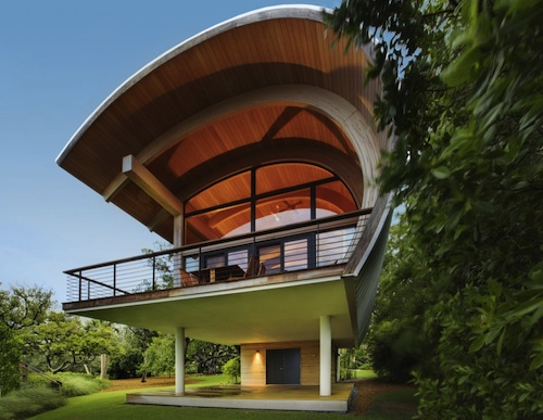 treehouse 4 architecture