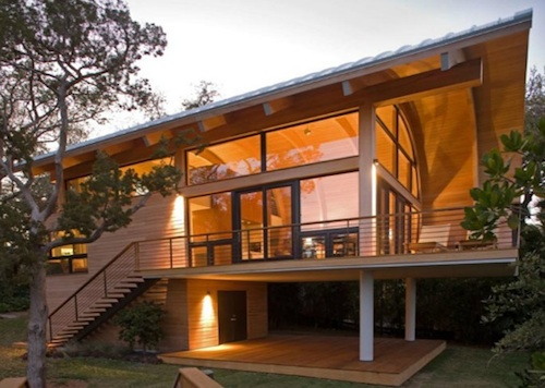 treehouse 7 architecture