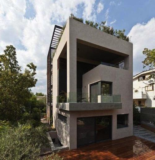 Filothei 1 architecture