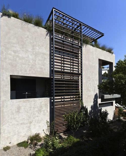 Filothei 12 architecture