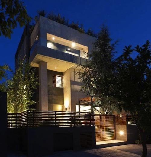 Filothei 5 architecture