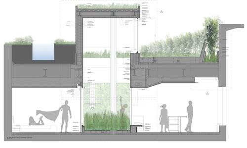 penthouse rooftop garden 6 green