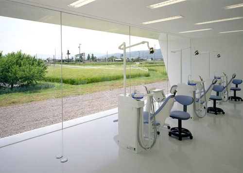 tanabe dental16 architecture