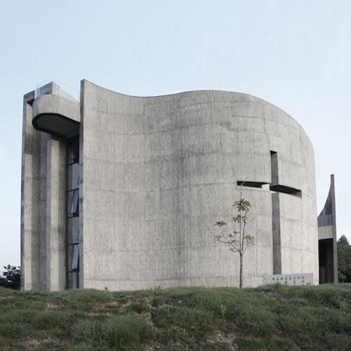 Church of Seed 5 architecture