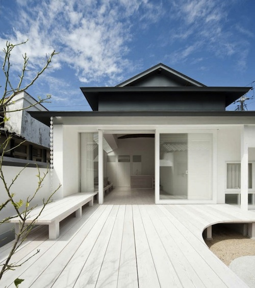 A Lovely Re-use in an Ancient Japanese Village