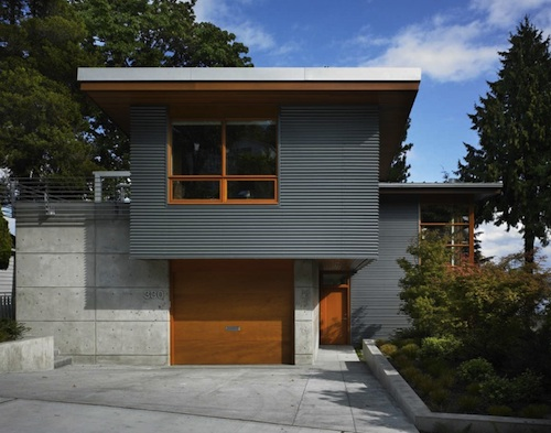 Leschi Residence 1 architecture