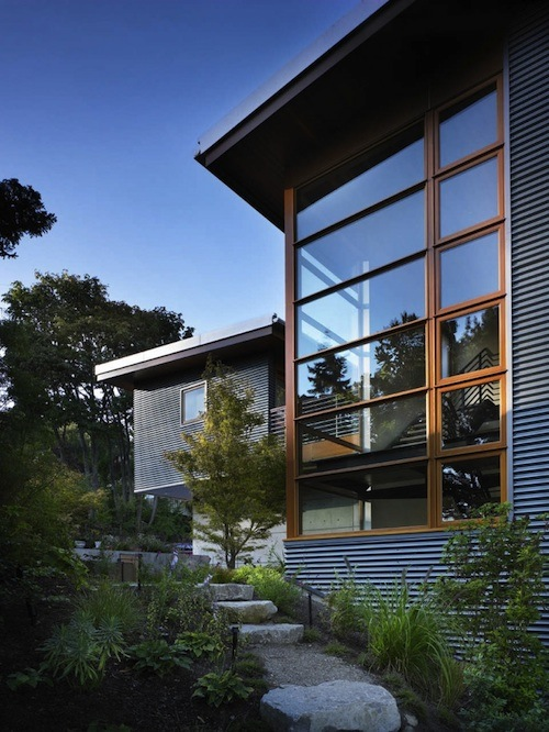 Leschi Residence 3 architecture