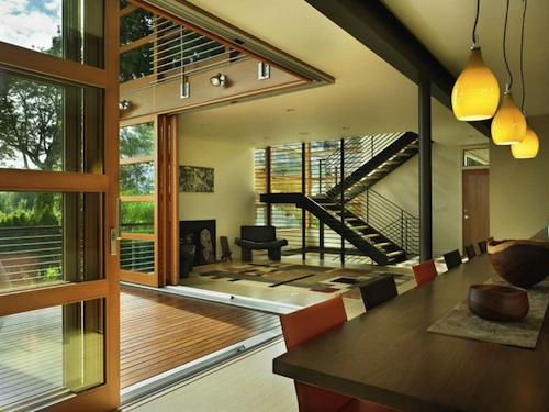 Leschi Residence 5 architecture