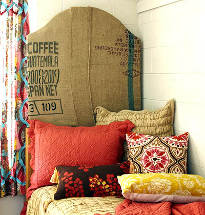 coolheadboards1 Design Dilemma: Dreamy Headboard Ideas on the Cheap