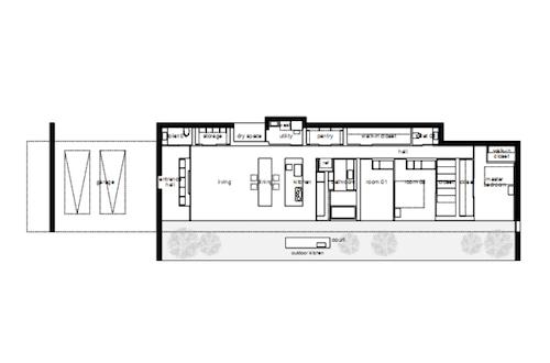 horizon house 16 architecture