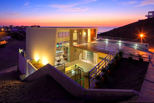 beach architecture