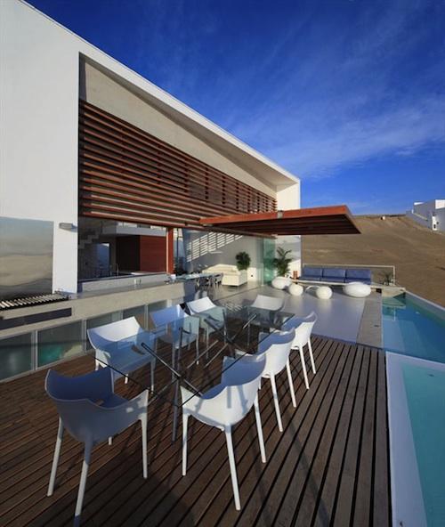 beachfront 5 architecture