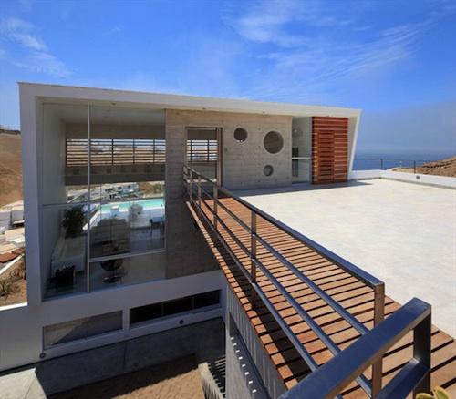 beachfront 7 architecture