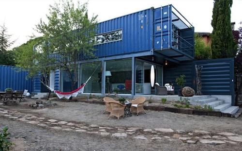 Casa El Tiemblo2 architecture