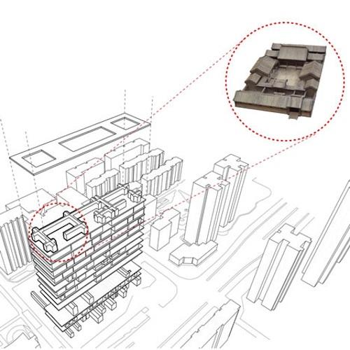 Shelf Hotel3 architecture