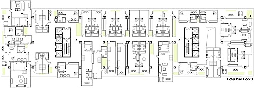 Shelf Hotel5 architecture