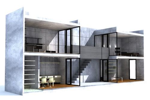 ando16 architecture