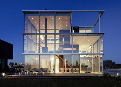 glass house 1 architecture