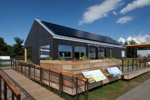 2011Middlebury College Solar Decathlon architecture