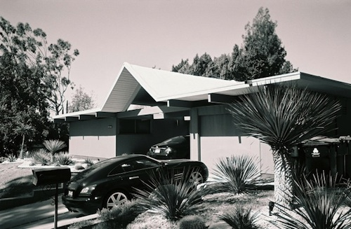 Eichler Tract homes solar architecture