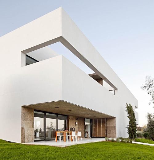 Extramuros architecture