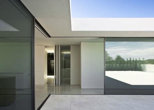 casa del atrio5 architecture