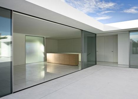 casa del atrio9 architecture