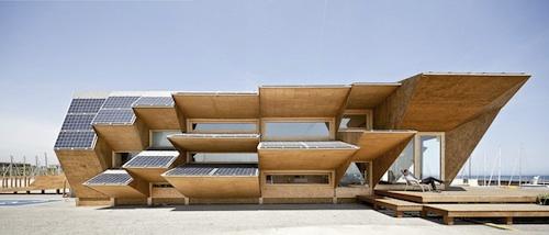 IAAC solar5 architecture