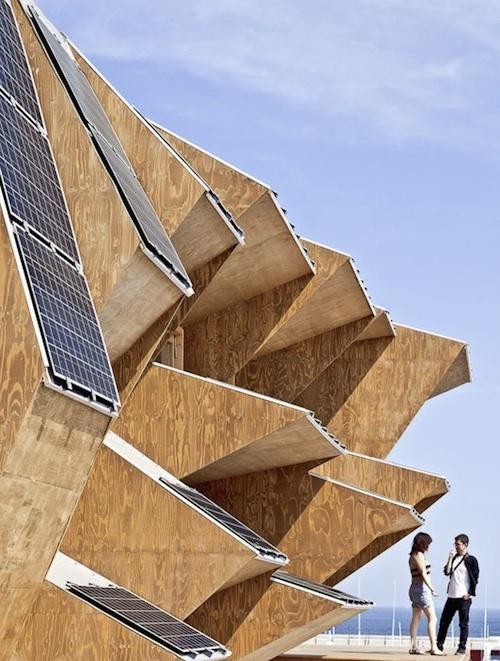 IAAC solar6 architecture