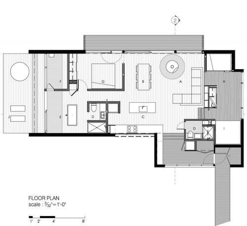 la luge13 architecture