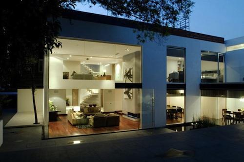 Casa Lomas2 architecture
